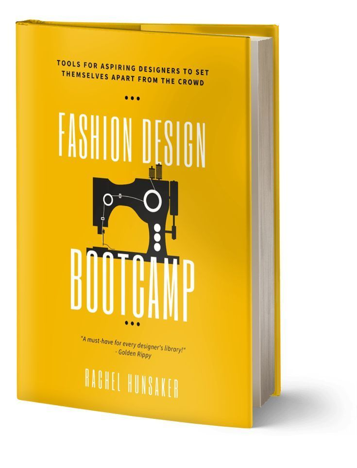 Shortcut your way to success by copying my exact design process. Read Fashion Design Bootcamp today!