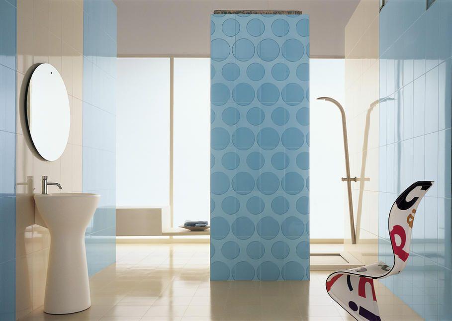 Awesome Salle De Bain Bleu Et Beige Photos Amazing House Design ...