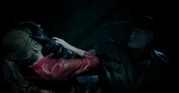 Resident Evil 2 Remake Unstoppable Tyrant Monster Trailer