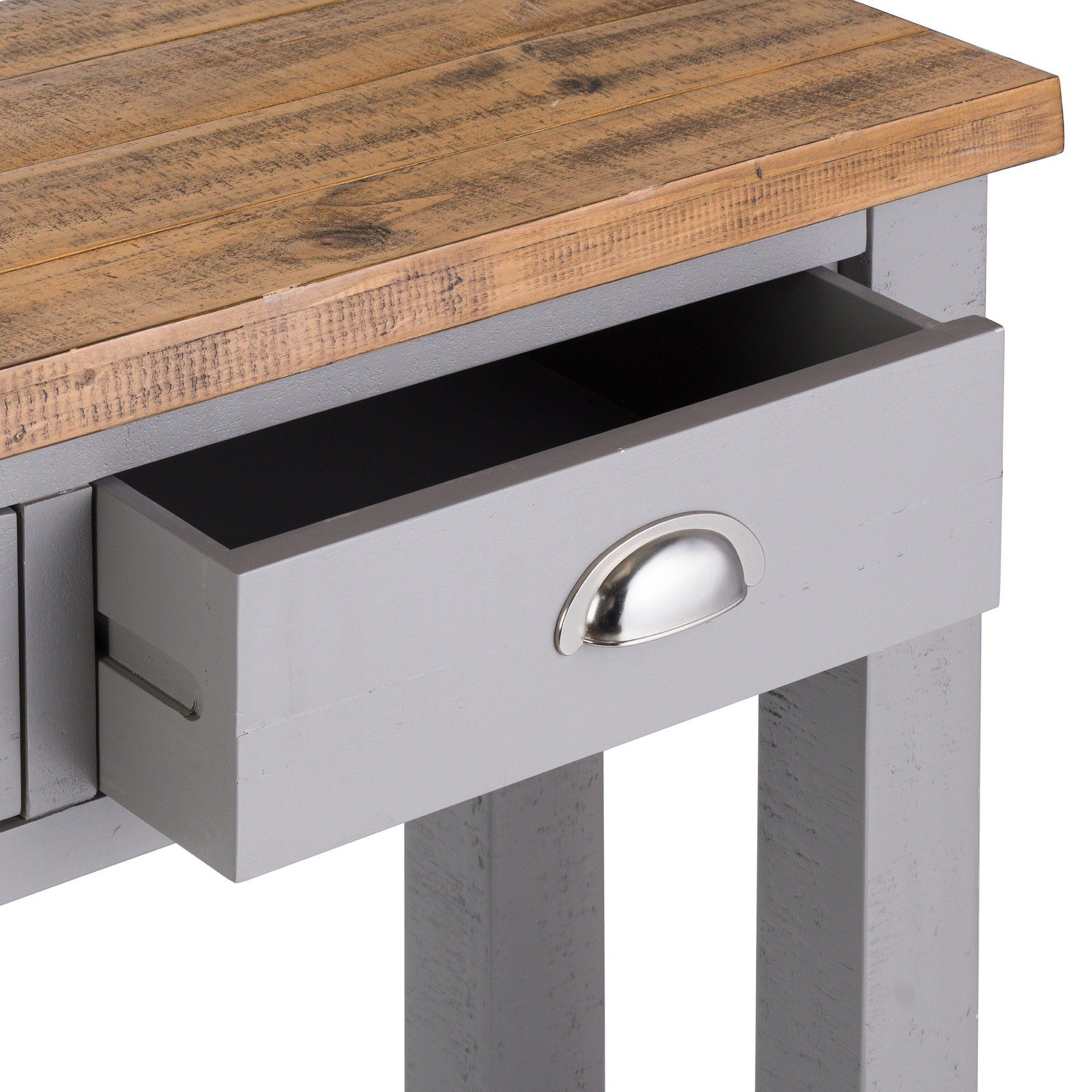 The Cotswold Collection Two Drawer Console