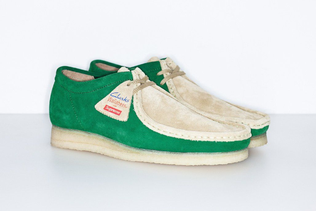 Supreme x Clarks® Printempsété 2015 | *The infamous Shoe