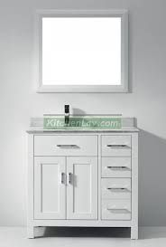 Image result for 30 inch vanity with drawers | White ...