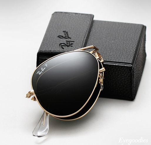 ray ban foldable glasses case  17 best ideas about ray ban aviator on pinterest