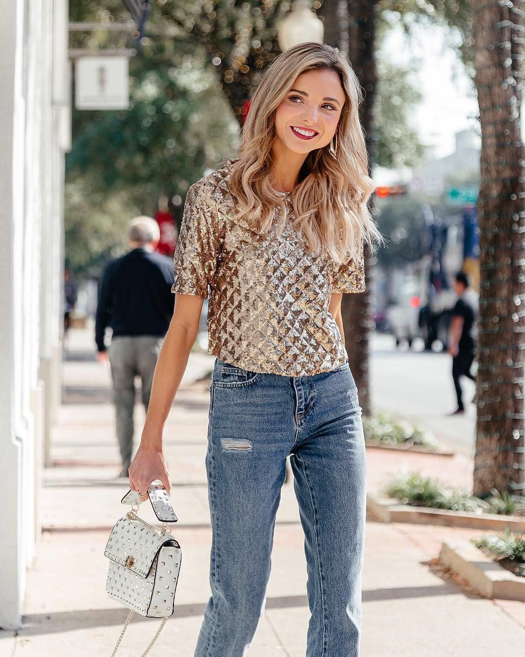 14 Elegant Outfit Ideas for Spring 1414  Spring outfits classy