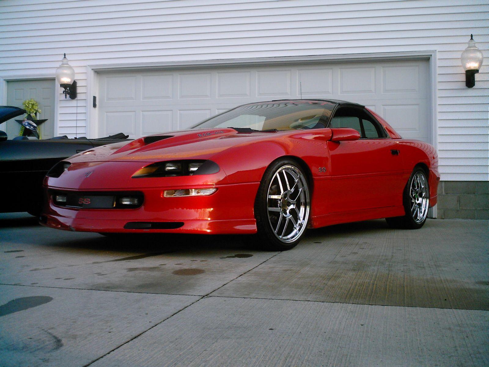 1997 Chevrolet Camaro Pictures Cargurus Chevrolet Camaro
