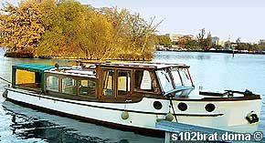 Berlin Partyboot S102brat Doma Strahlau Boot Kopenick Bootstour Treptow Bootsverleih Rummelsburger Bucht Museum Insel Partyschiff