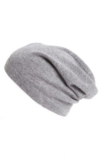 53289e94f74ac The Rail Cashmere Knit Cap available at  Nordstrom