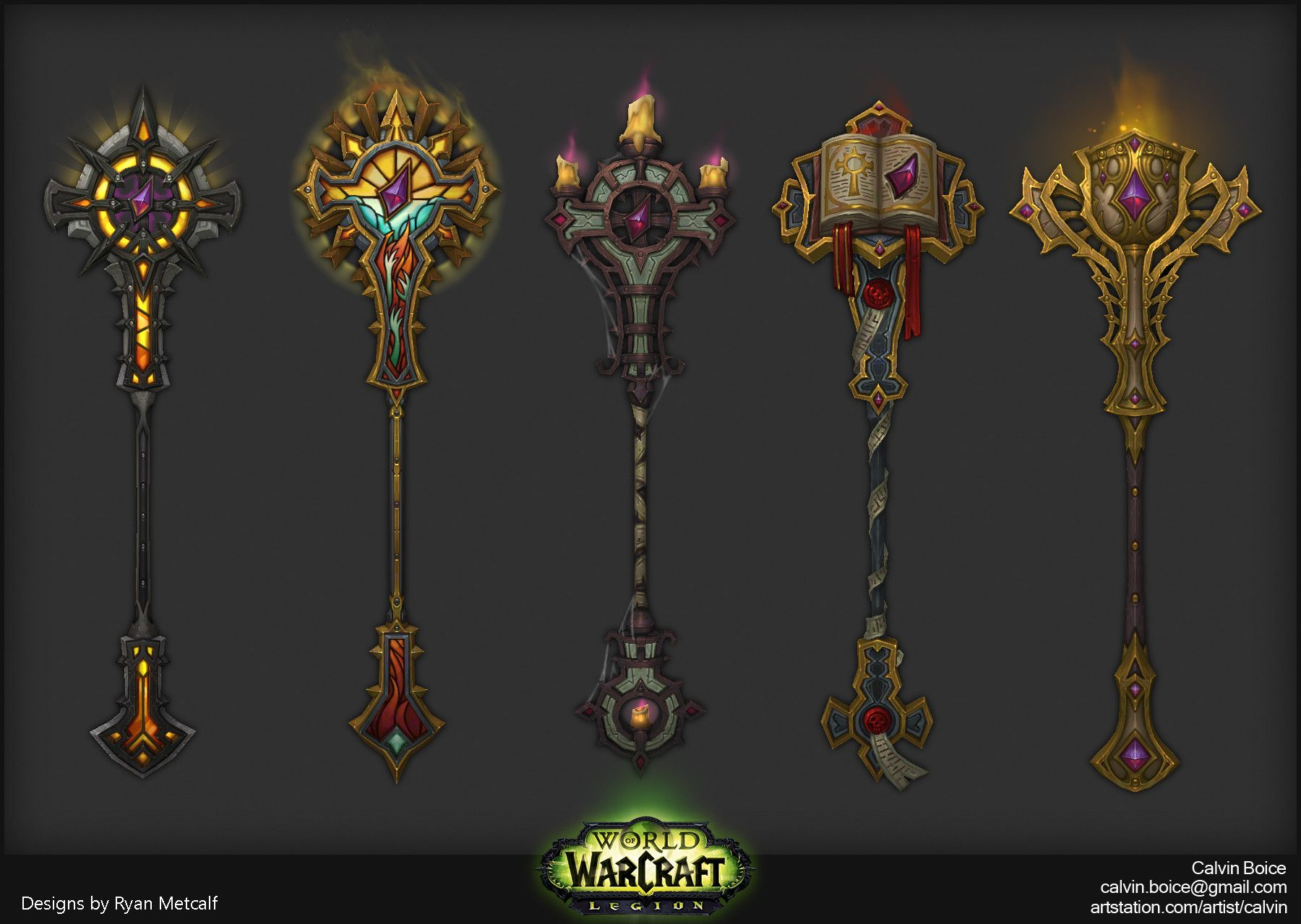 how to get an artifact weapon in wow