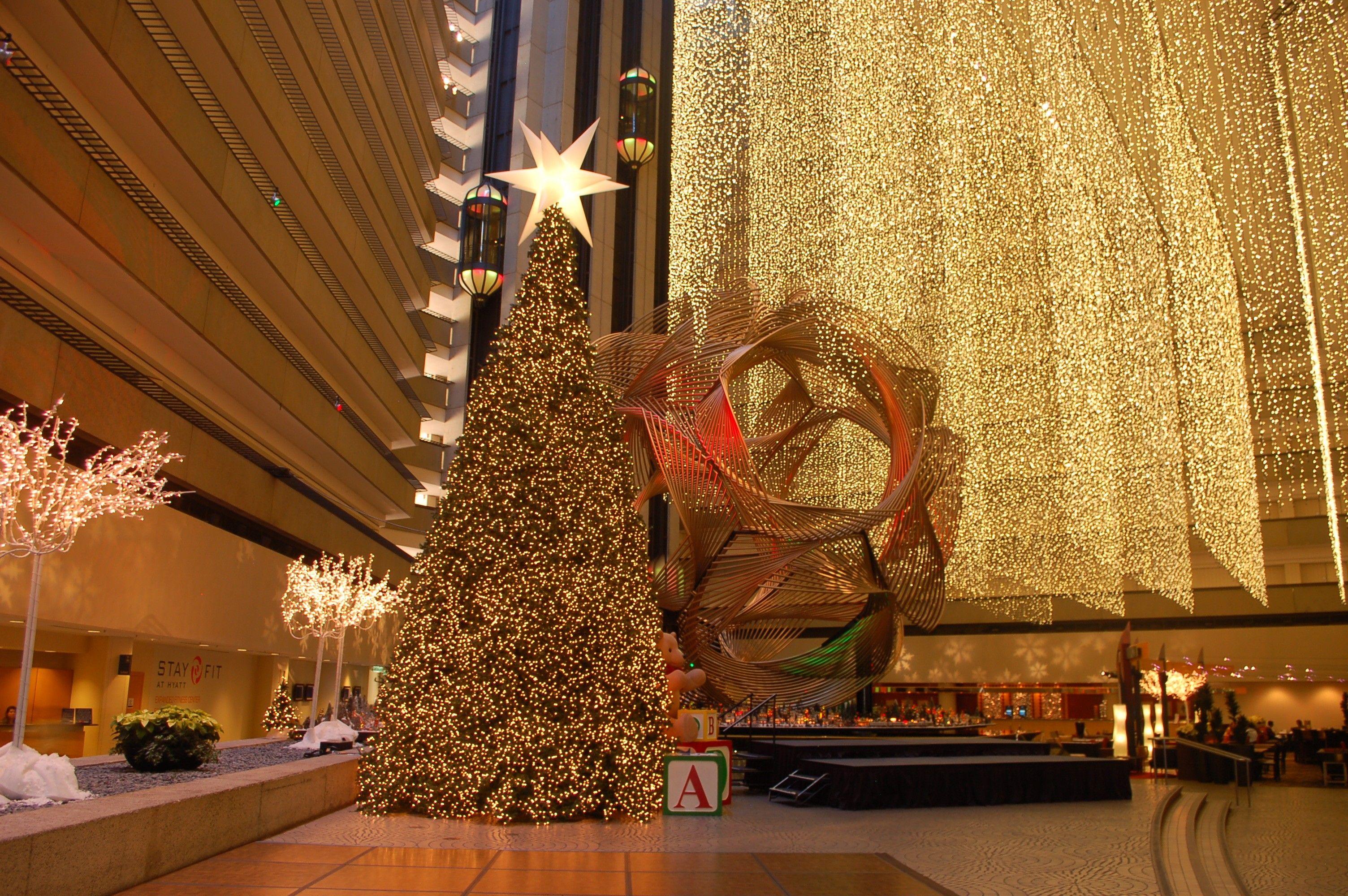 Year Holiday Event Hyatt Regency San Francisco