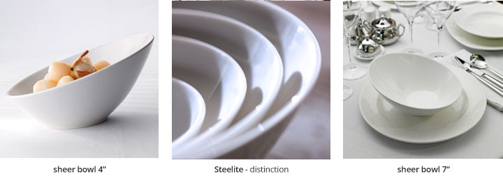 Modern High-Quality Dinnerware & Modern High-Quality Dinnerware | Professional chef Bowls and ...