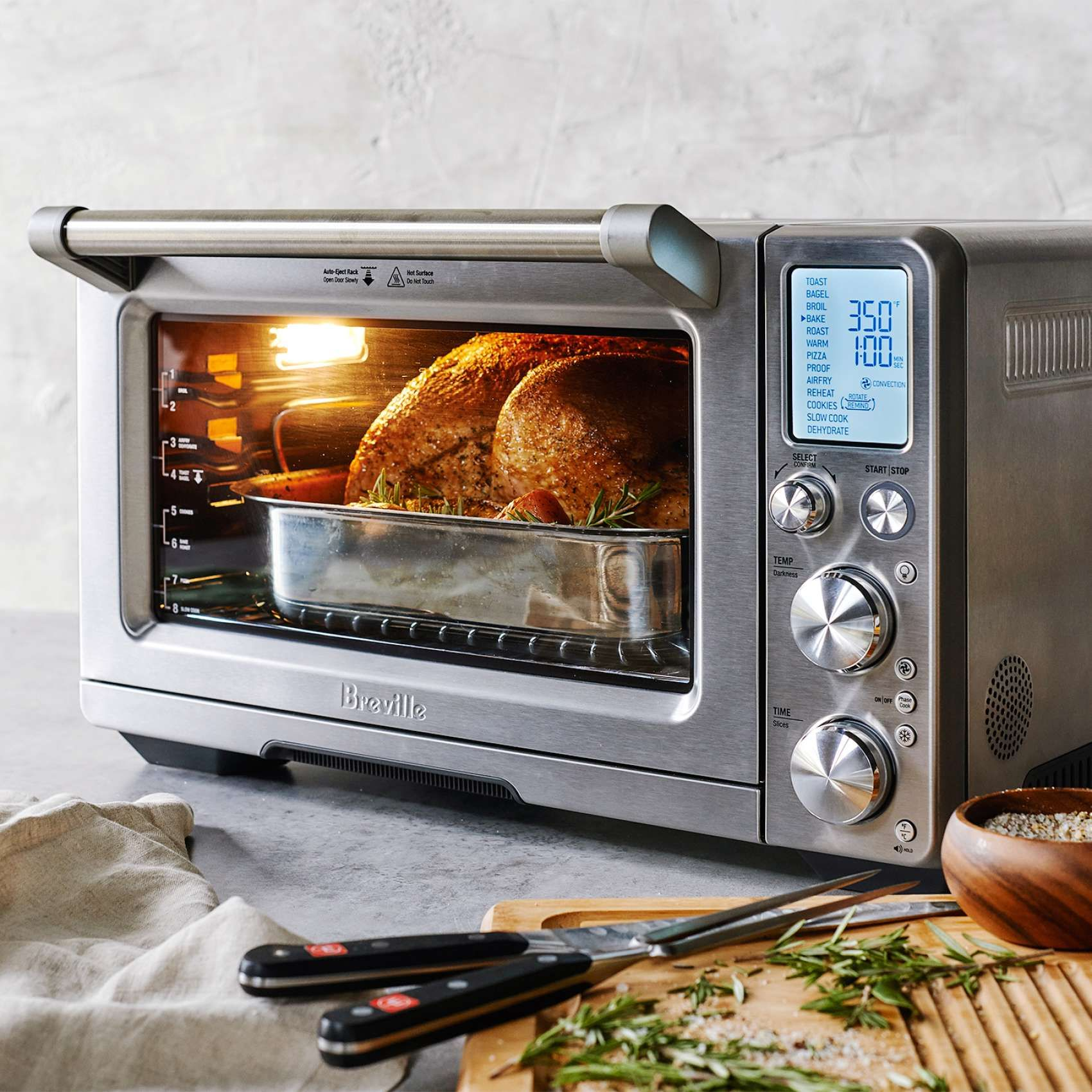 Breville Smart Oven Air Air recipe, Oven chicken recipes