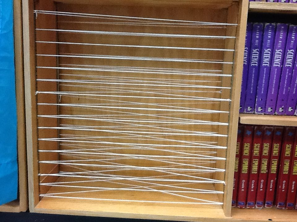 Cheap And Easy Art Drying Rack Used Existing Shelf Brackets And