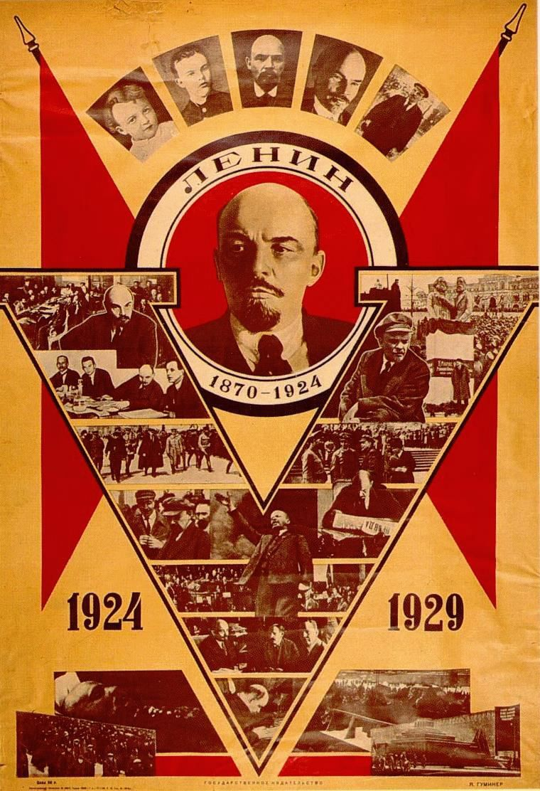 propaganda celebrating the th anniversary of lenin s death ussr propaganda celebrating the 5th anniversary of lenin s death ussr