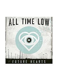 HOTTOPIC.COM - All Time Low - Future Hearts CD