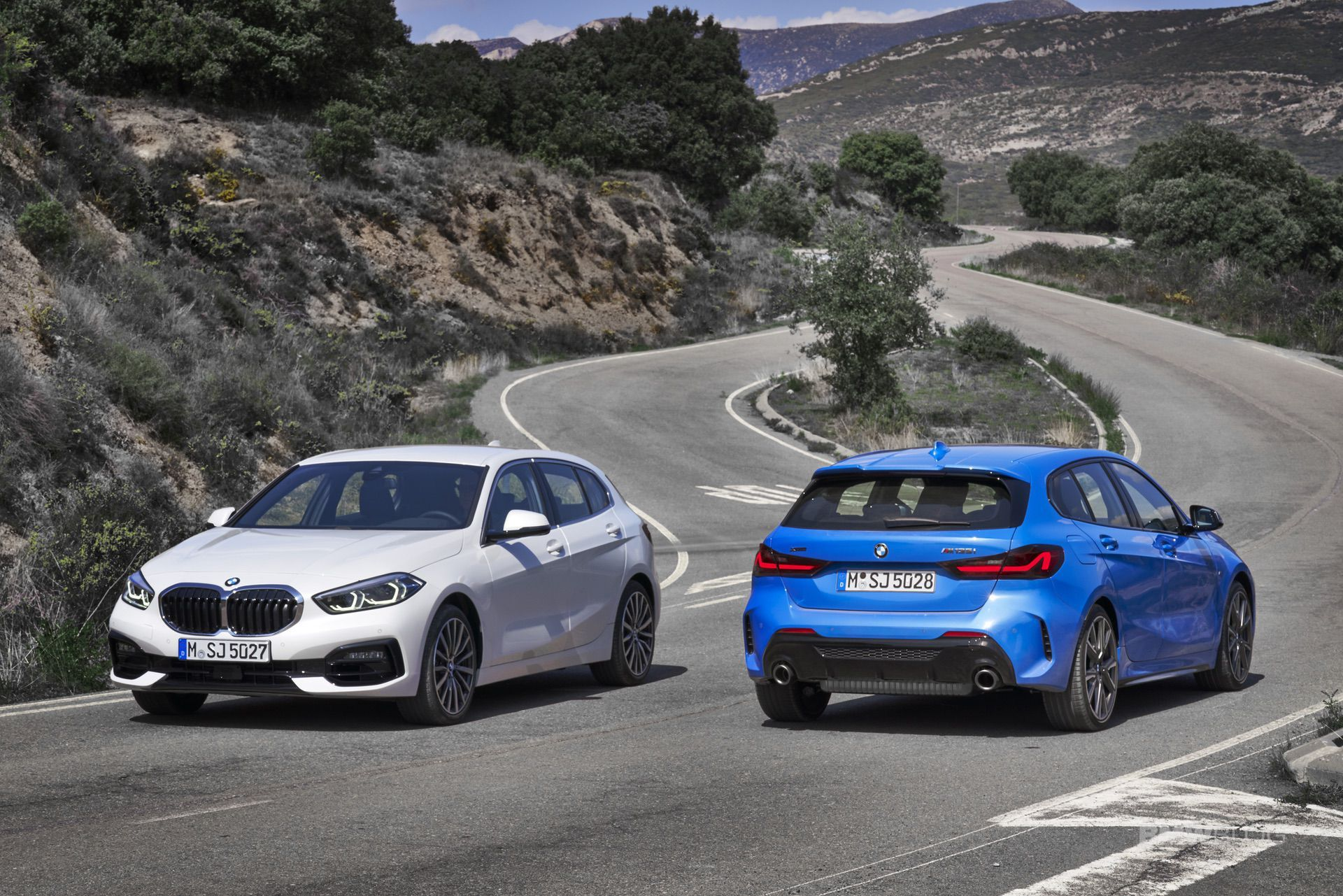 First Videos 2019 Bmw 1 Series M135i Xdrive And 118i Bmw 1