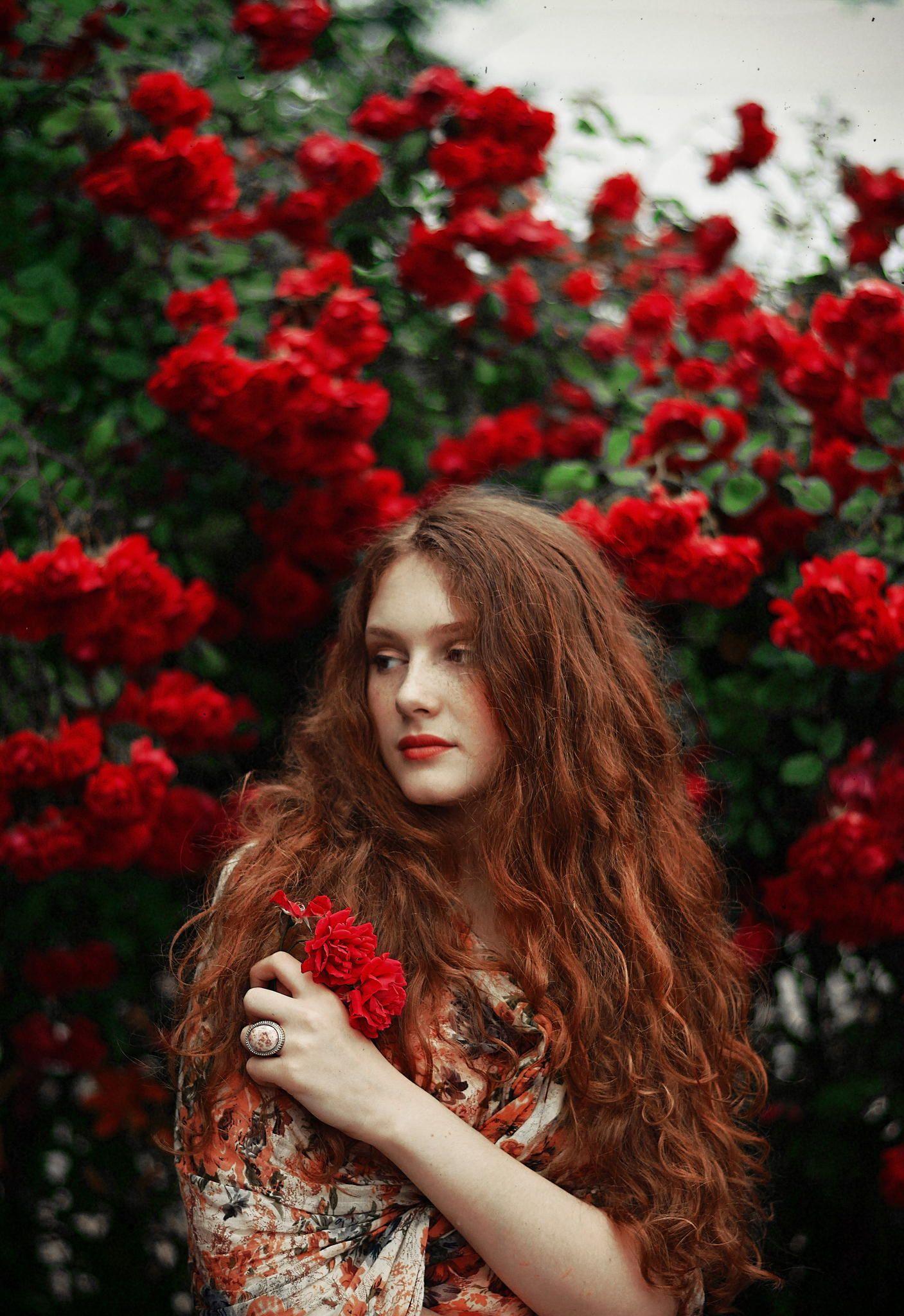 Redhead perfume models