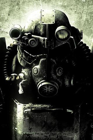 Fallout Iphone Wallpaper Hd You Can Download This Free Iphone Wallpaper For Your Iphone 3g Iphone 3gs Iphone 4 Ipho Fallout 3 Fallout Ideas De Personajes