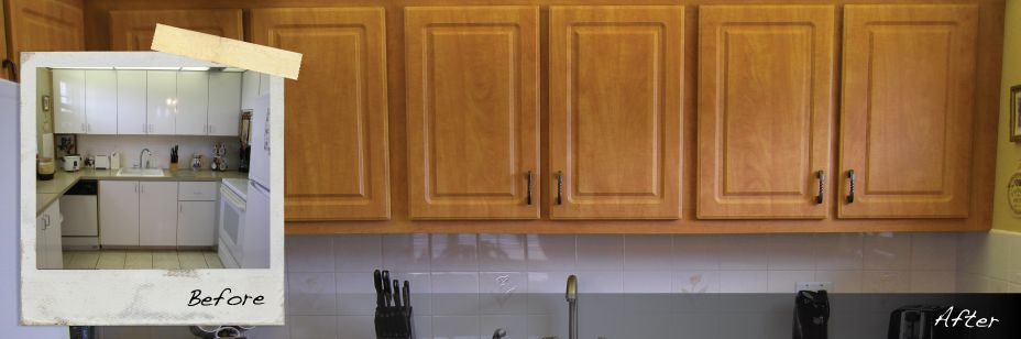 Kitchen Cabinet Refacing By The Professionals At The Home Depot