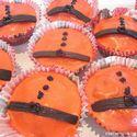 Jolly holiday cupcakes