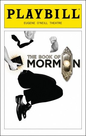 Book of mormon broadway theater