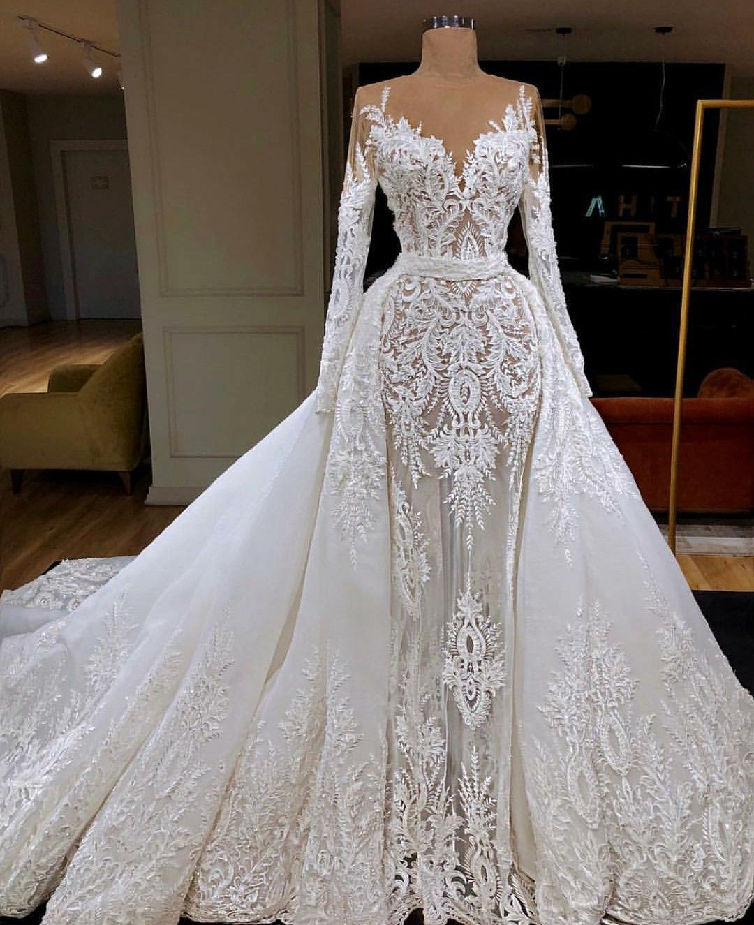 Valdrin Sahiti Wedding dresses lace, Lace weddings