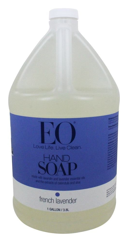 Hand Soap French Lavender 1 Galloneo Products Eos Products