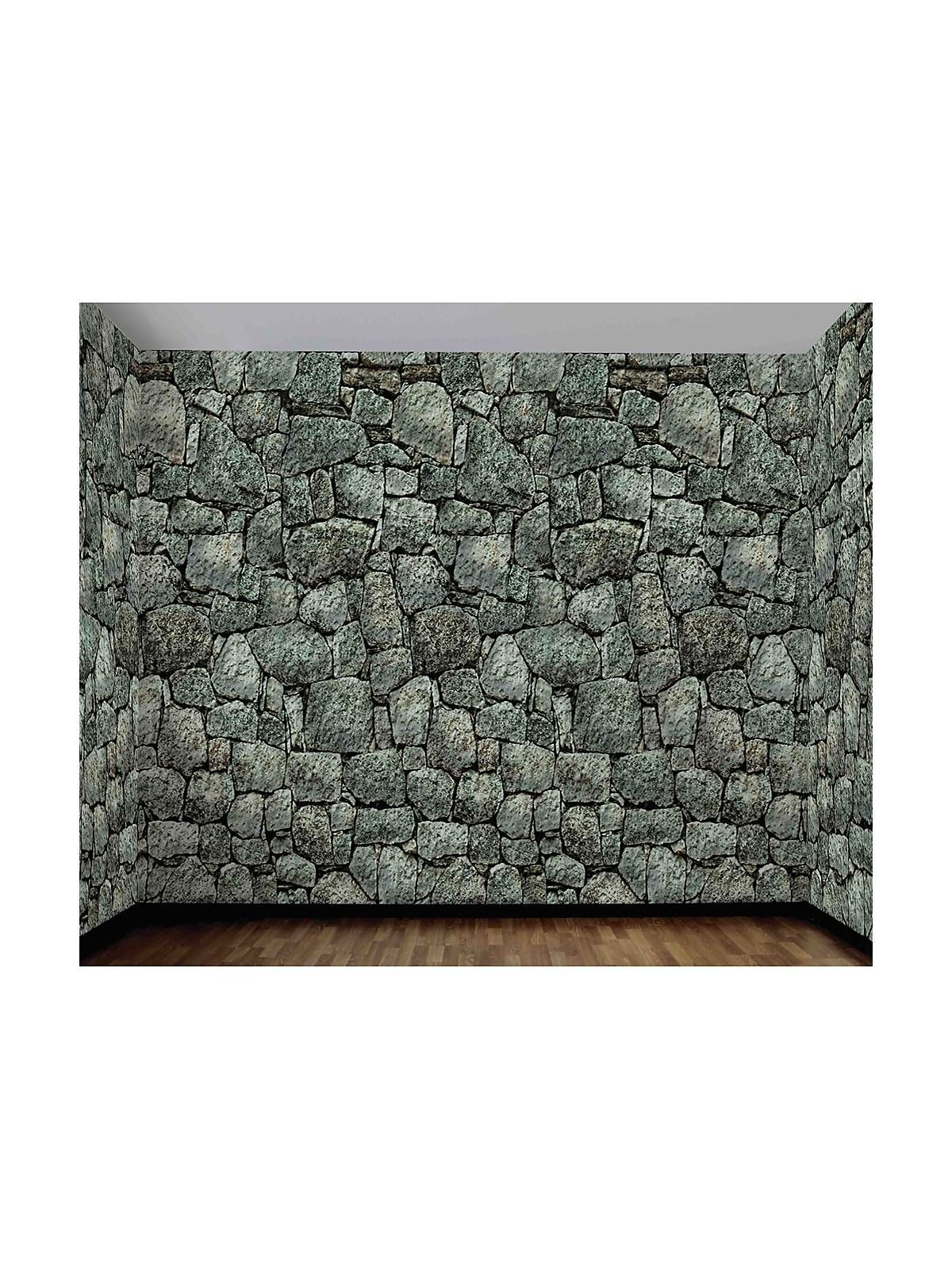 Dungeon stone wall decoration each wall decals cutouts buy dungeon stone wall scene setter and other party decorations party supplies the most popular party supplies and decorations all available at wholesale amipublicfo Image collections