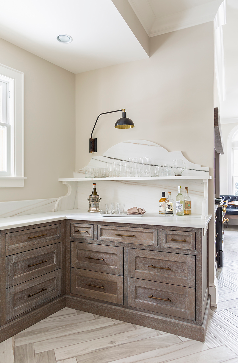Trend Alert Cerused Everything Megmade Oak Cabinets Oak Kitchen Cabinets Home