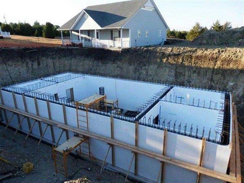 How to build a doomsday family bunker family bunker for Hidden storm shelter