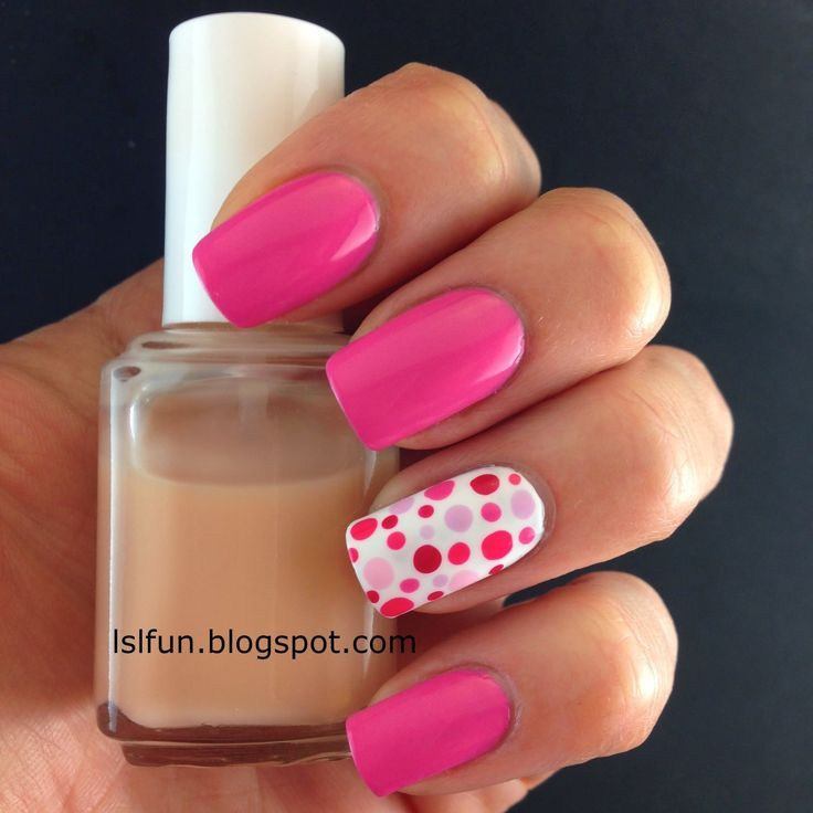 nice LSL\'s FUN BLOG: Nail Art For Beginners : 3 simple nail designs ...