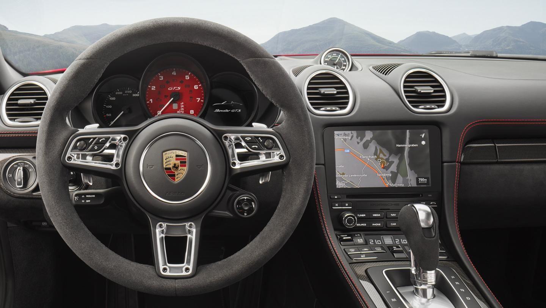 Nuevo Porsche 718 GTS Diseño y deportividad Porsche