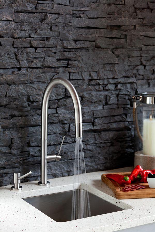Kitchen   cuisine Kitchen faucet   robinet de cuisine Vento