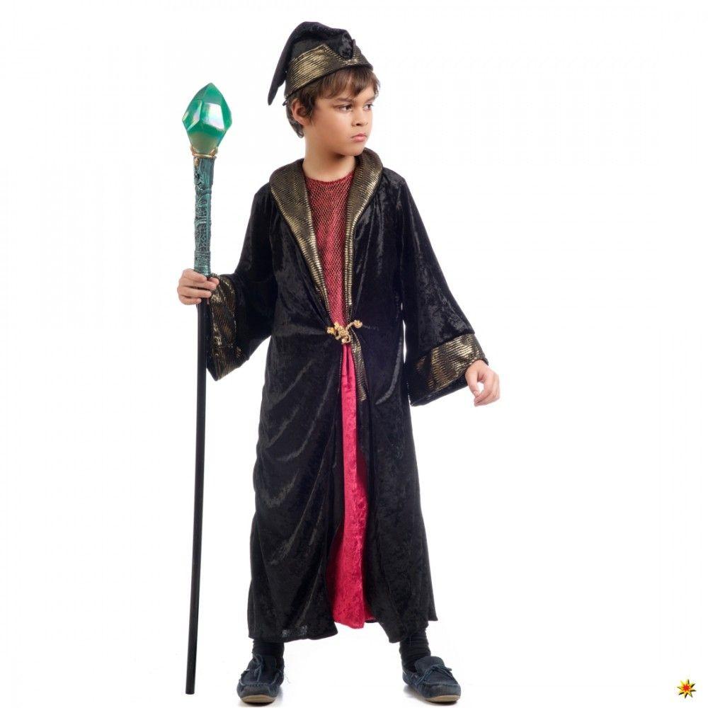 Kinderkostum Zauberer Aksar Kinderfasching Kinderkostume Fur