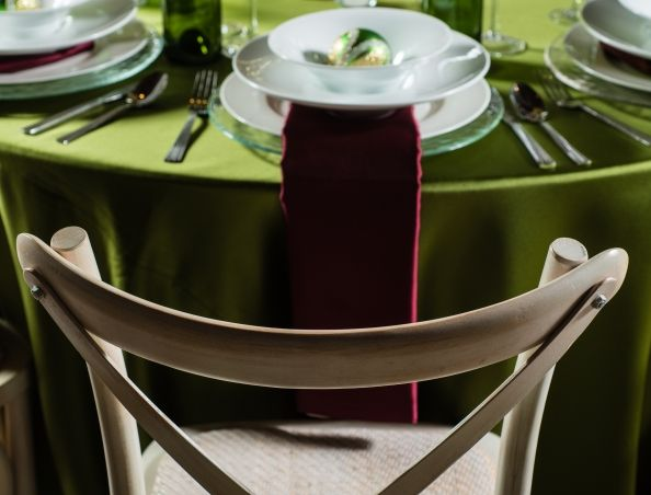 Chair Cover Rentals Gta Yellow Cushions Pin By Event Rental Group On Mistletoe Holly Pinterest Discover Ideas About Linen