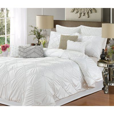 Chic Home Isabella Duvet Cover Set White Ds0821 Bib He Comforter Sets Duvet Cover Sets Luxury Duvet Covers