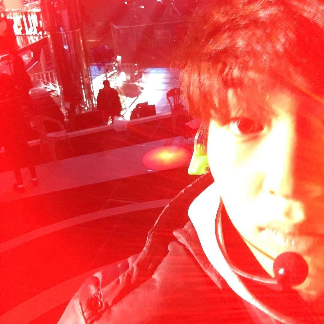 161226 #onew instragram update SBS Gayo Daejun