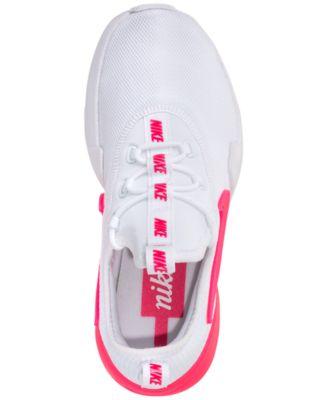 7d11e3fd82 Nike Girls' Ashin Modern Se Casual Sneakers from Finish Line - White 6.5