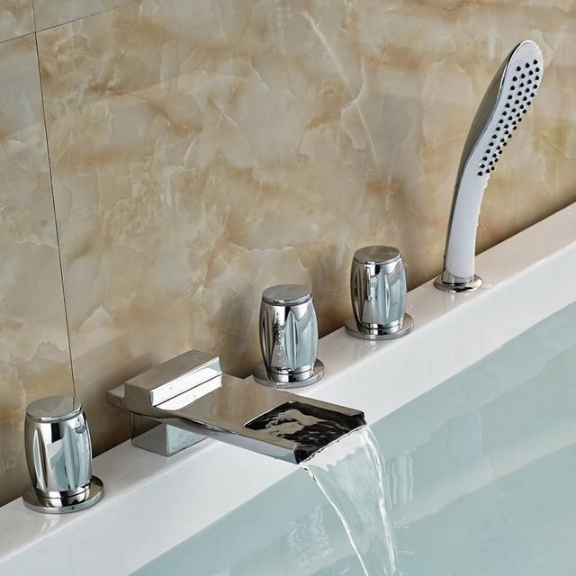 Type Bath & Shower Faucets,Bahtub faucet Installation