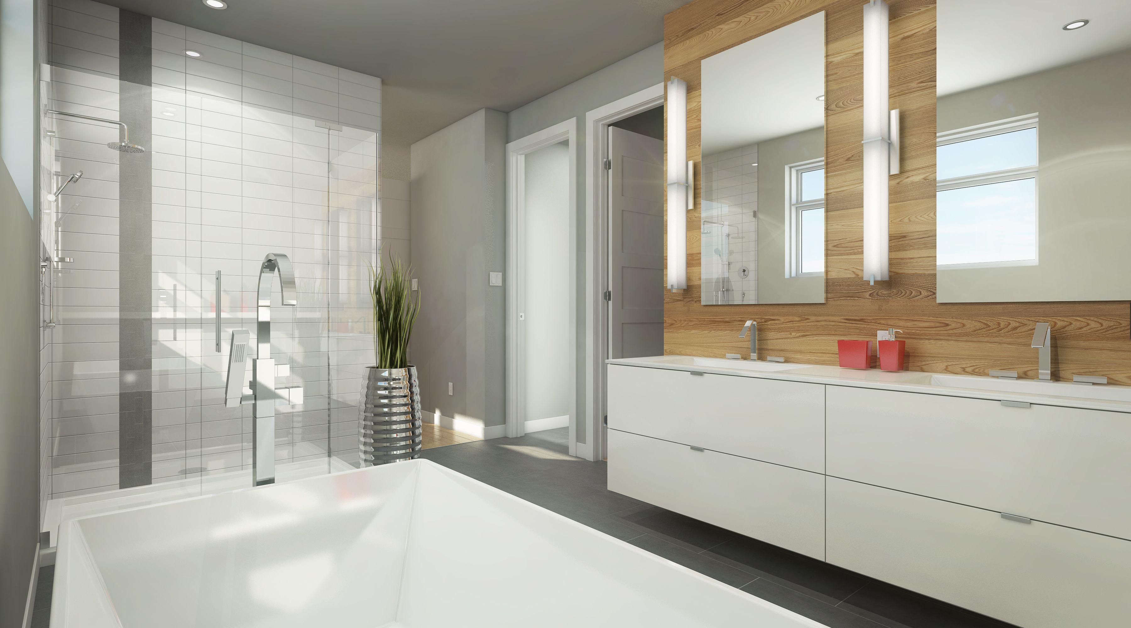 L\'ABC des tendances en matière de salle de bain | Salle de bains ...