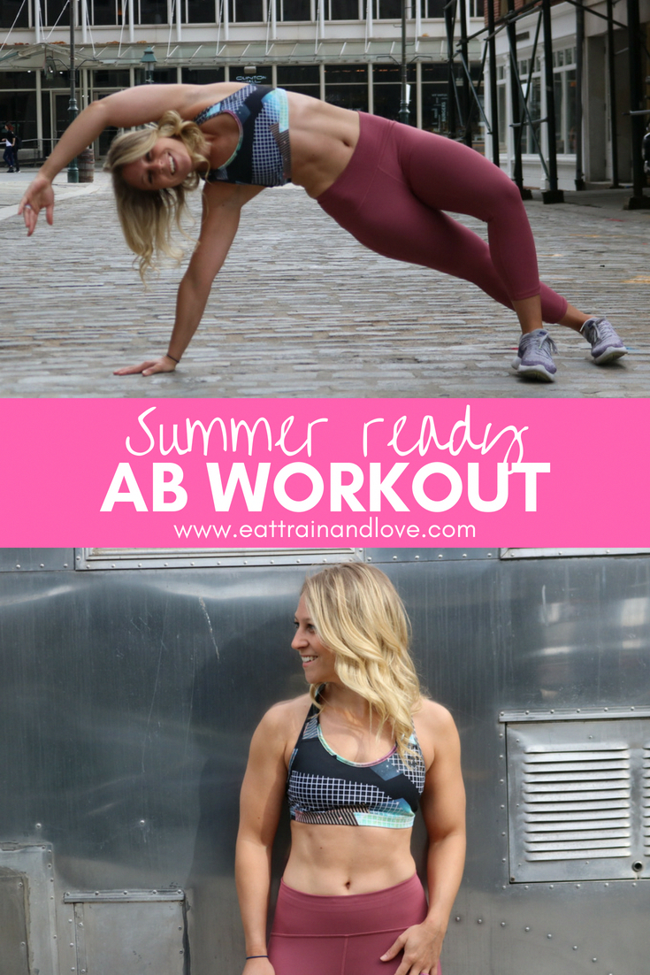 Get your abs ready to rock that bikini this summer with your Summer Ready ab workout! This workout r...