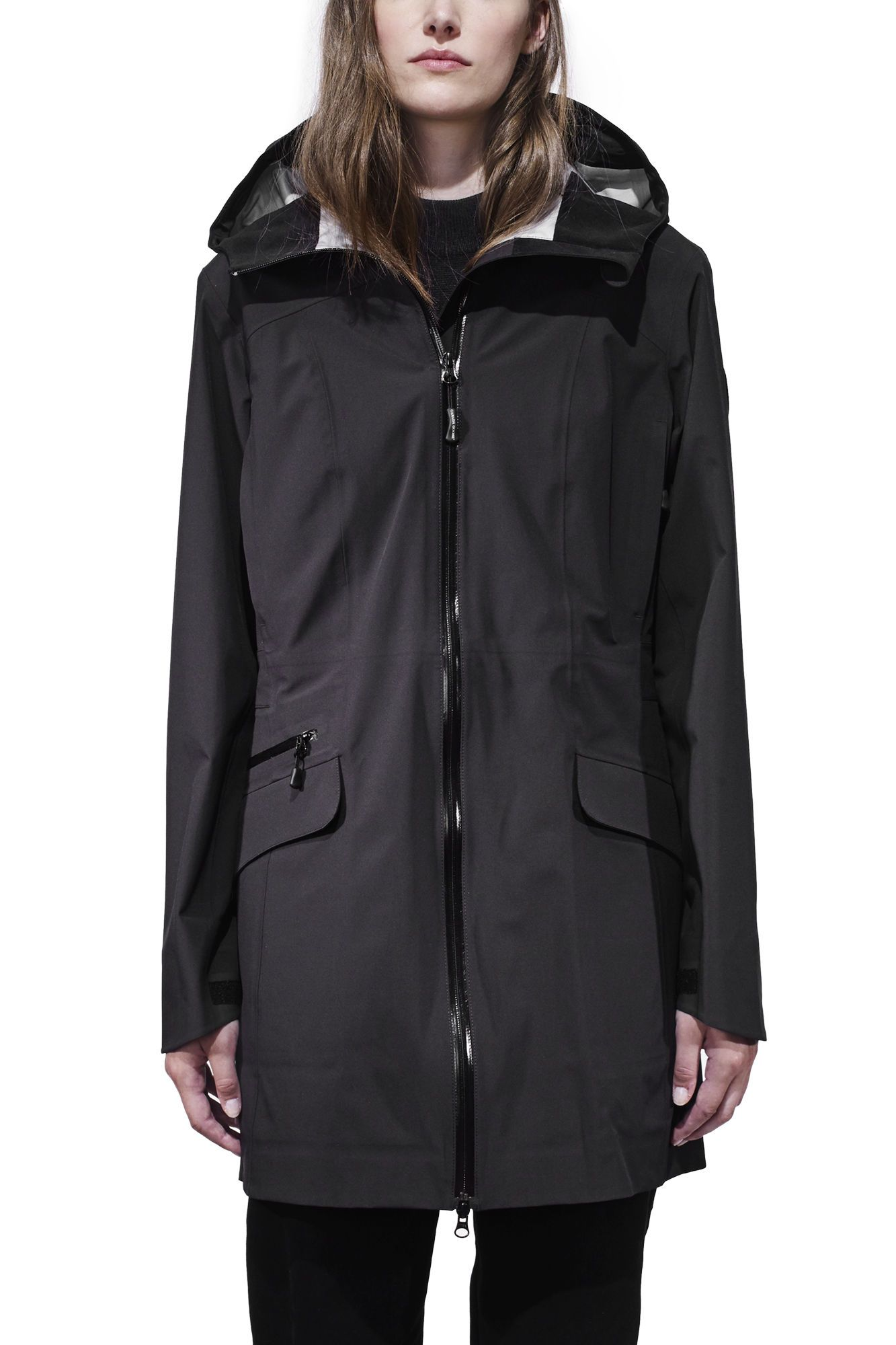 canada goose jackets are they waterproof
