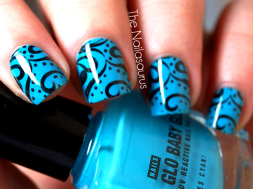 1000 Images About Nails On Pinterest Nail Art Designs Simple Nail Designs  And 2015 Nail Trends - Trend Alert 35 Stylish And Unique Nail Art Design Ideas For 2014