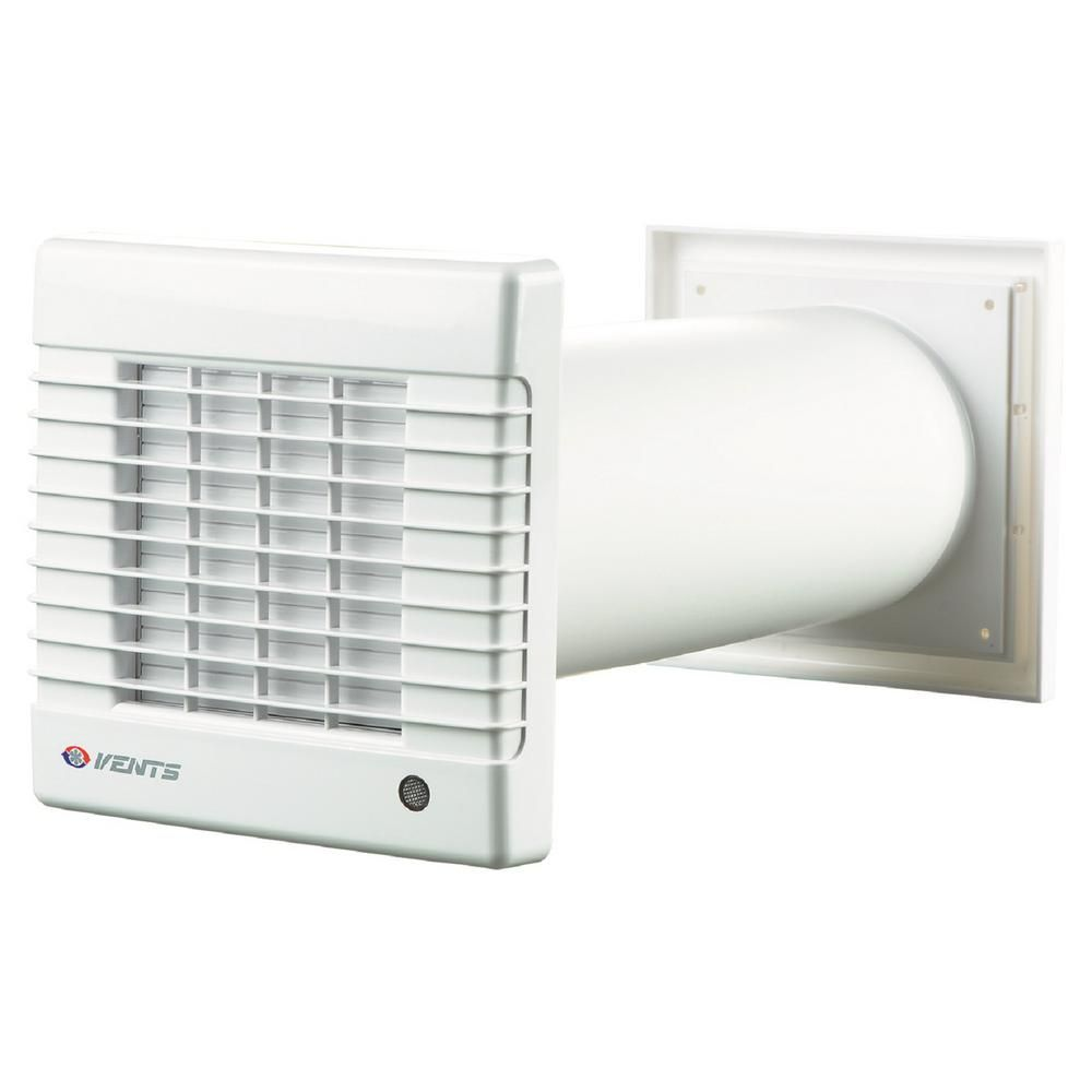 Vents Ma Series 6 In Duct 158 Cfm Wall Through Garage Ventilation Kit Vents Gk 150 Ma Garage Design Garage Garage Doors