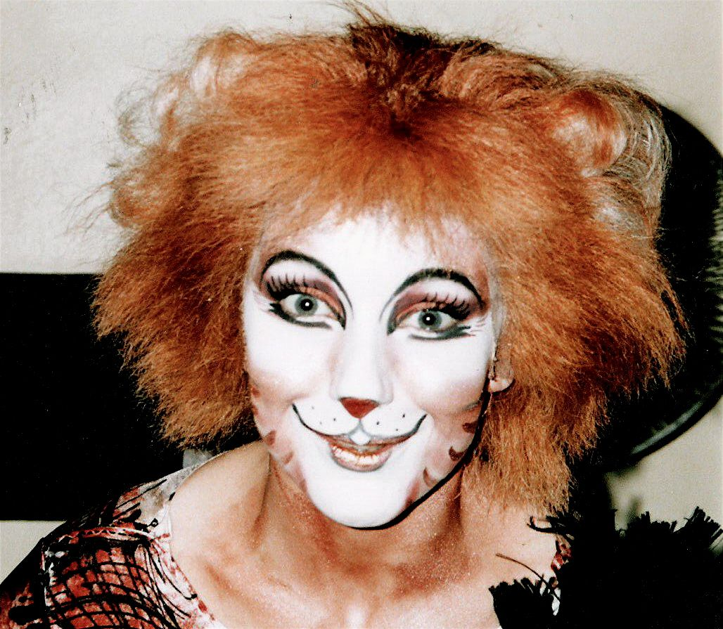Gumbie Cat Amanda Courtney Davies . 1986 London Cast