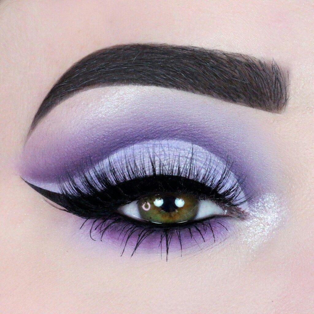 kyliecosmetics Purple makeup looks, Purple palette