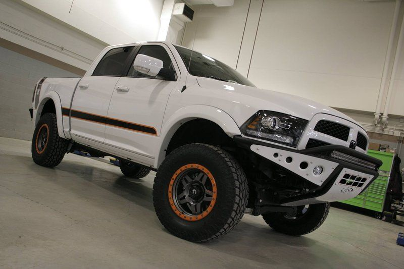 Shop 2014 Dodge Ram 1500 Front Bumpers at ADD Offroad