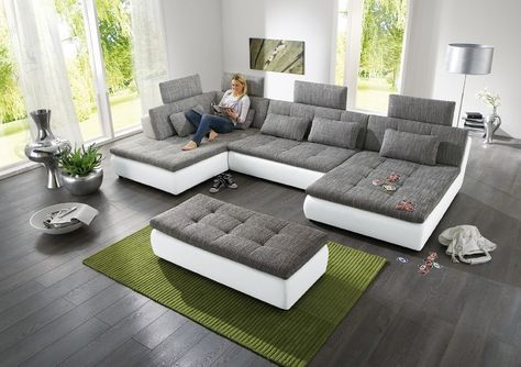 Xxl halbrunde sofa bett google search lounge area pinterest