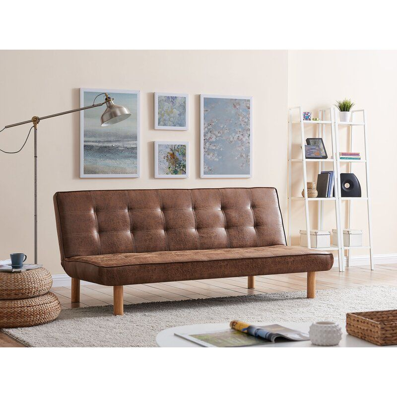 Beaminster 3 Seater Clic Clac Sofa Bed Grey Sofa Bed Sofa Bed Three Seater Sofa