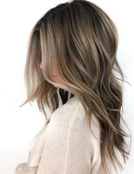Bronde Ambitions Babylights and Teasylights with a Shadow Root Gallery