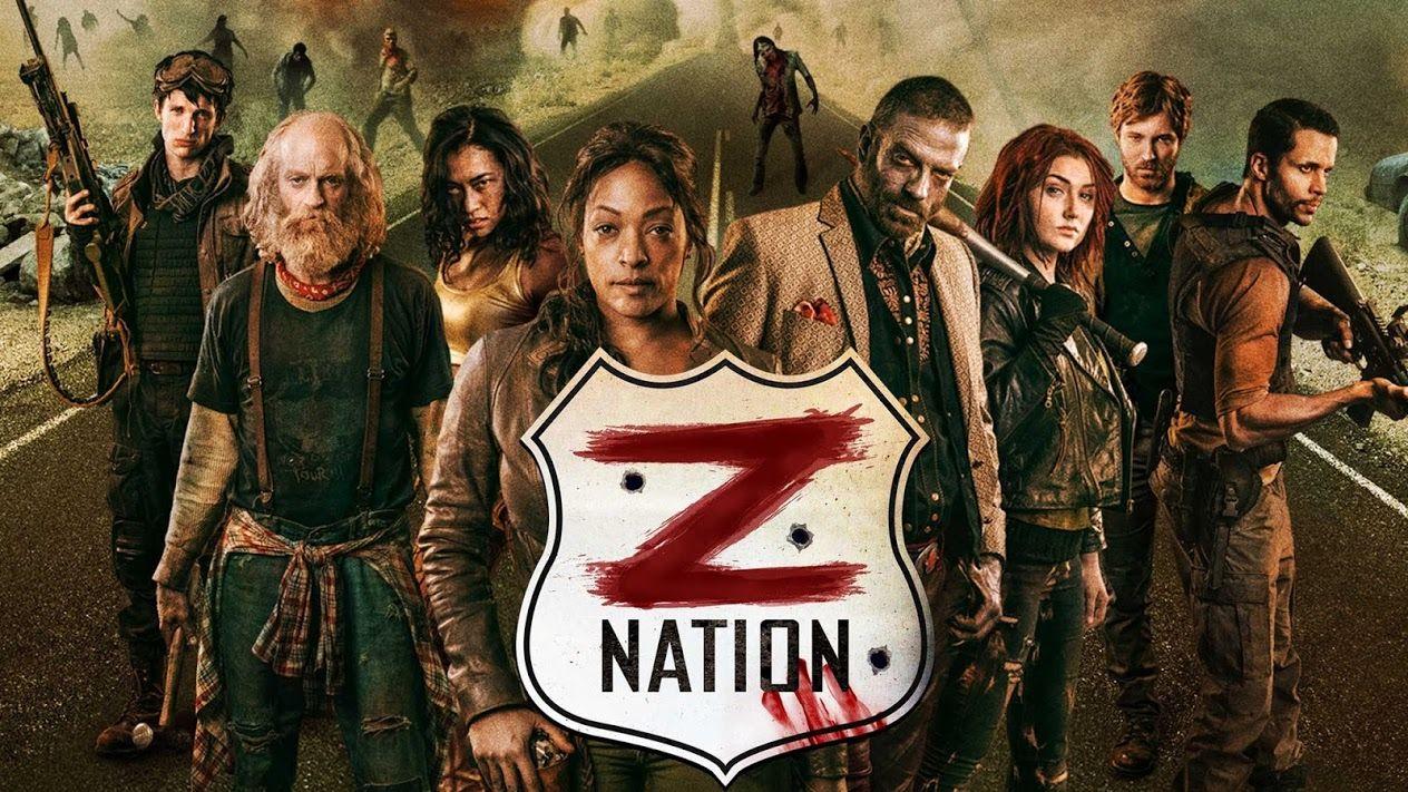 Z Nation Season 4 Stream